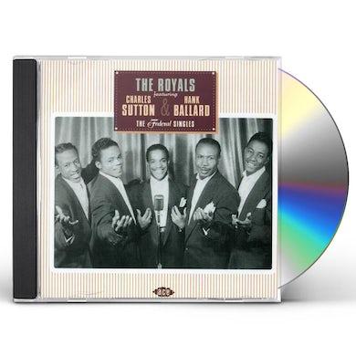 FEDERAL SINGLES CD