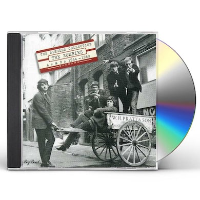 The Zombies SINGLES COLLECTION CD