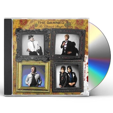 The Damned CHISWICK SINGLES CD