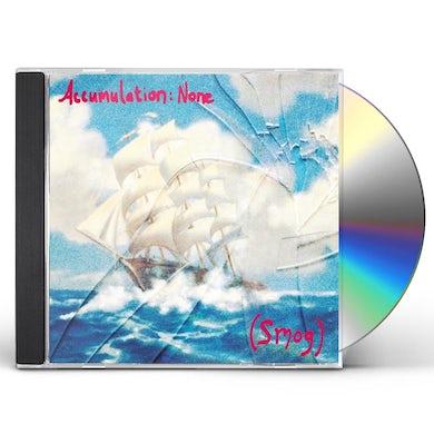Smog ACCUMULATION: NONE CD