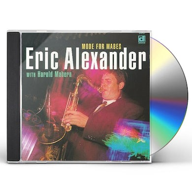 Eric Alexander MODE FOR MABES CD