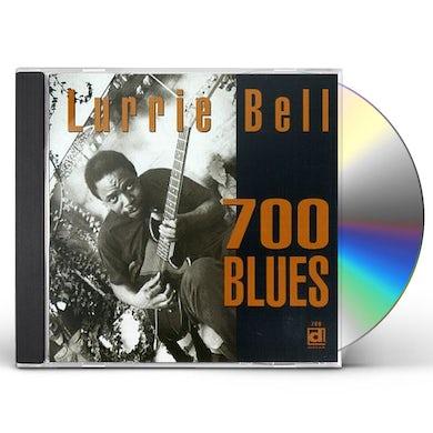 Lurrie Bell 700 BLUES CD