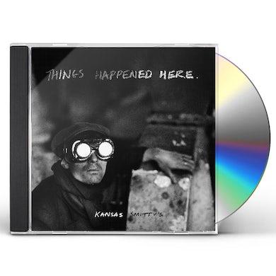 Kansas Smitty'S Things Happened Here CD