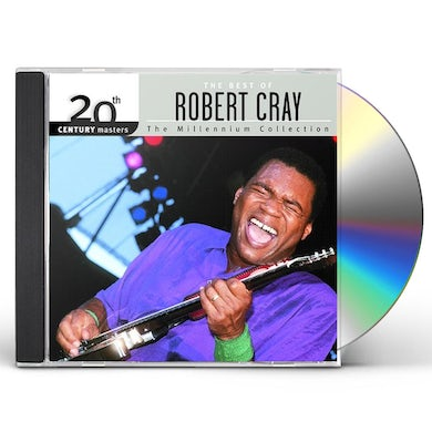 Robert Cray 20TH CENTURY MASTERS: MILLENNIUM COLLECTION CD