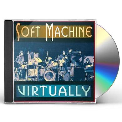 Soft Machine VIRTUALLY CD