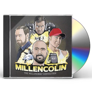 Millencolin MELANCHOLY CONNECTION CD