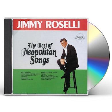 BEST OF NEOPOLITAN SONGS CD