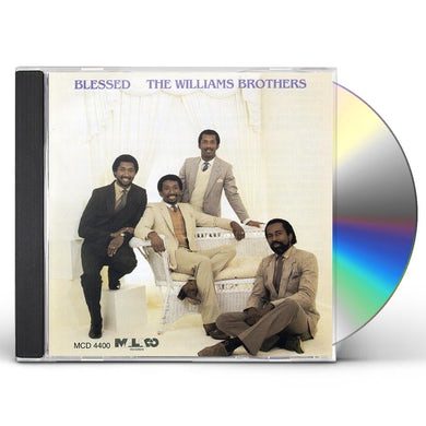 Williams Brothers BLESSED CD