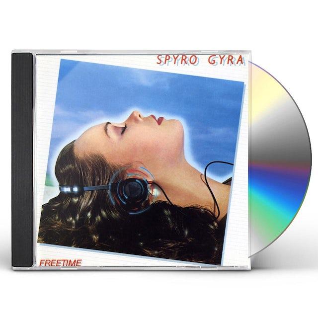 Spyro Gyra FREETIME CD