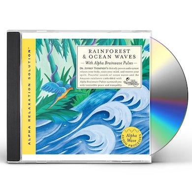 Jeffrey Thompson RAINFOREST & OCEAN WAVES CD