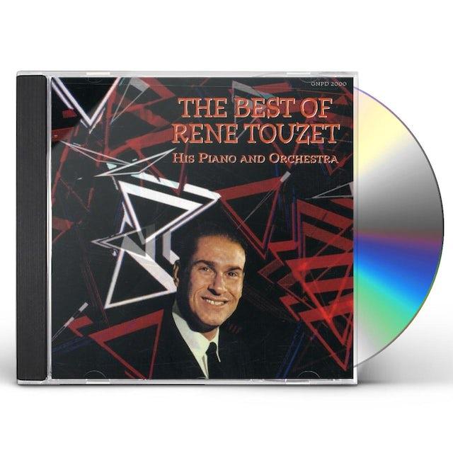 Rene Touzet BEST OF CD