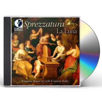 La Luna SPREZZATURA CD
