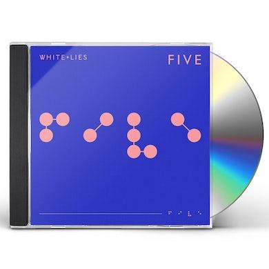 White Lies Five CD