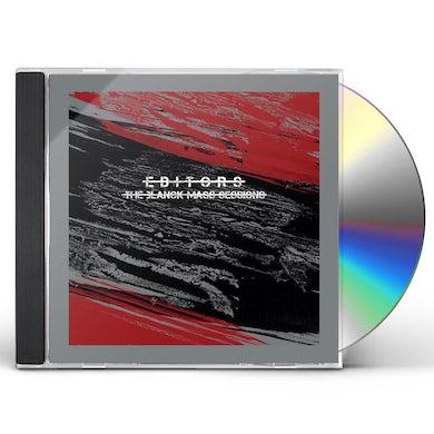Editors Blanck Mass Sessions CD
