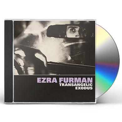 Ezra Furman Transangelic Exodus CD