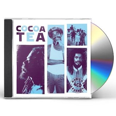 Cocoa Tea REGGAE LEGENDS CD