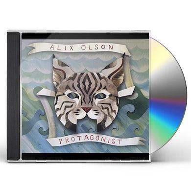 Alix Olson PROTAGONIST CD