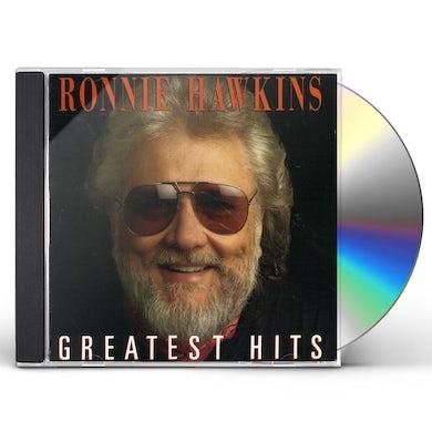 Ronnie Hawkins GREATEST HITS CD