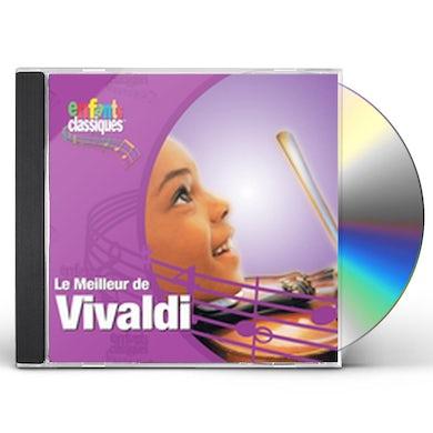 MEILLEUR DE VIVALDI CD