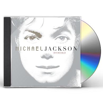 Michael Jackson INVINCIBLE CD
