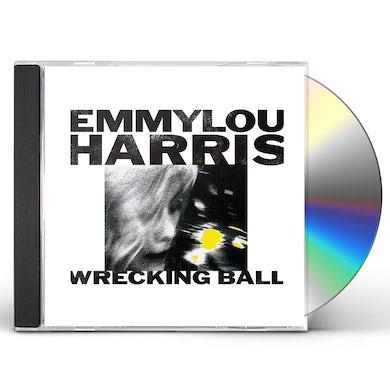Emmylou Harris Wrecking Ball CD