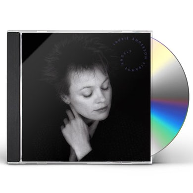 Laurie Anderson STRANGE ANGELS CD