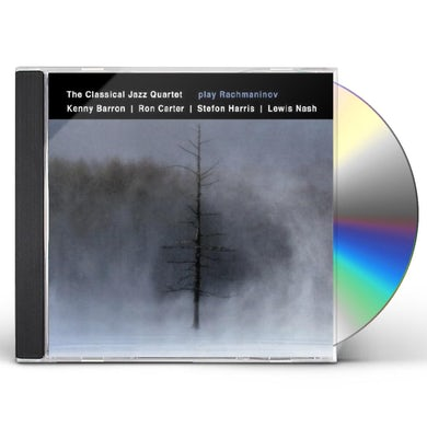 Classical Jazz Quartet PLAY RACHMANINOV CD
