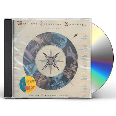 Nitty Gritty Dirt Band WILL CIRCLE BE UNBROKEN 2 CD