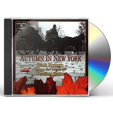 Dick Hyman AUTUMN IN NEW YORK CD