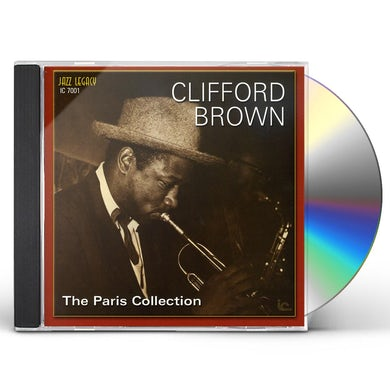 Clifford Brown PARIS COLLECTION CD