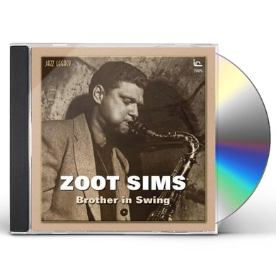 Zoot Sims BROTHER IN SWING CD