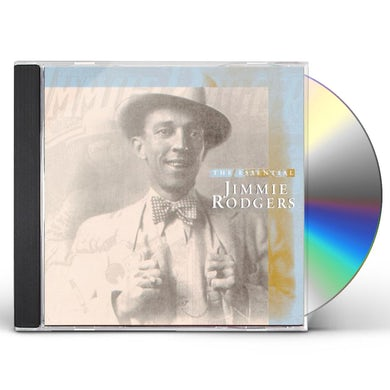 ESSENTIAL JIMMIE RODGERS CD