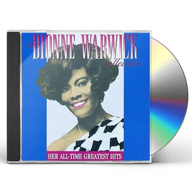Dionne Warwick HER ALL-TIME GREATEST HITS CD