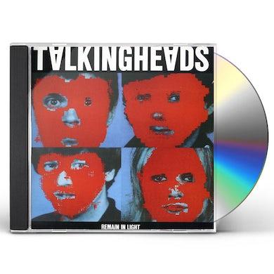Talking Heads REMAIN IN LIGHT (CD + DVDA) CD