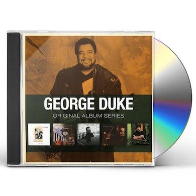 George Duke ORIGINAL ALBUM SERIES CD