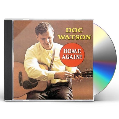 Doc Watson HOME AGAIN CD