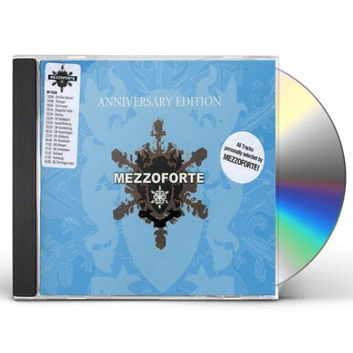 Mezzoforte ANNIVERSARY EDITION CD