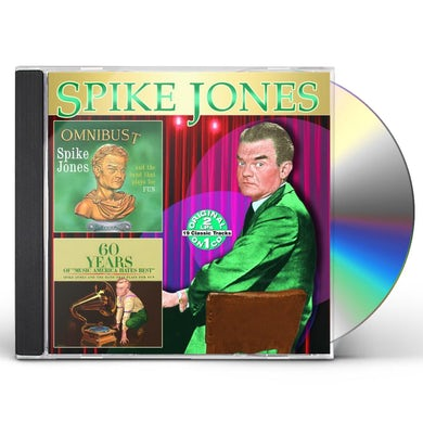 Spike Jones OMNIBUST / 60 YEARS OF DISCOVERY CD