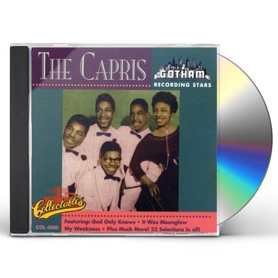 Capris GOTHAM RECORDING STARS CD