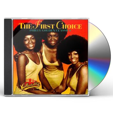 First Choice PHILLY GOLDEN CLASSICS CD