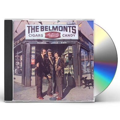Belmonts CIGARS ACAPPELLA CANDY CD