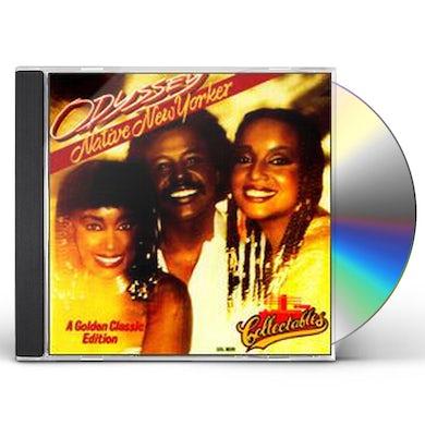 Odyssey NATIVE NEW YORKER CD