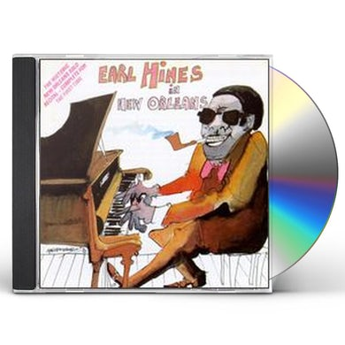 EARL HINES IN NEW ORLEANS CD