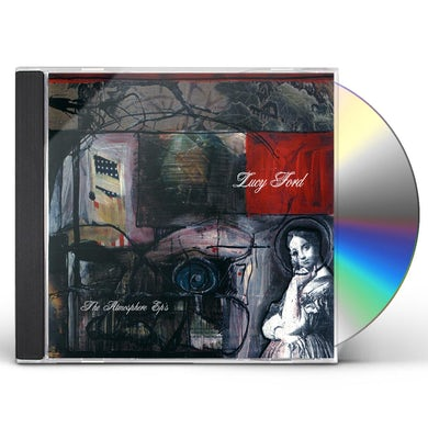 LUCY FORD: ATMOSPHERE EP CD