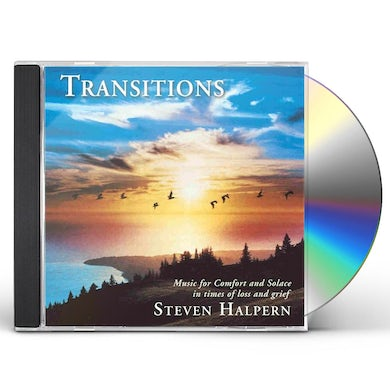 Steven Halpern TRANSITIONS CD