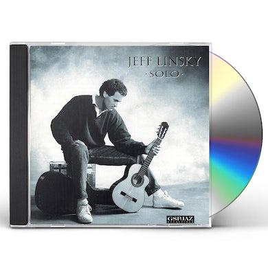 Jeff Linsky SOLO CD