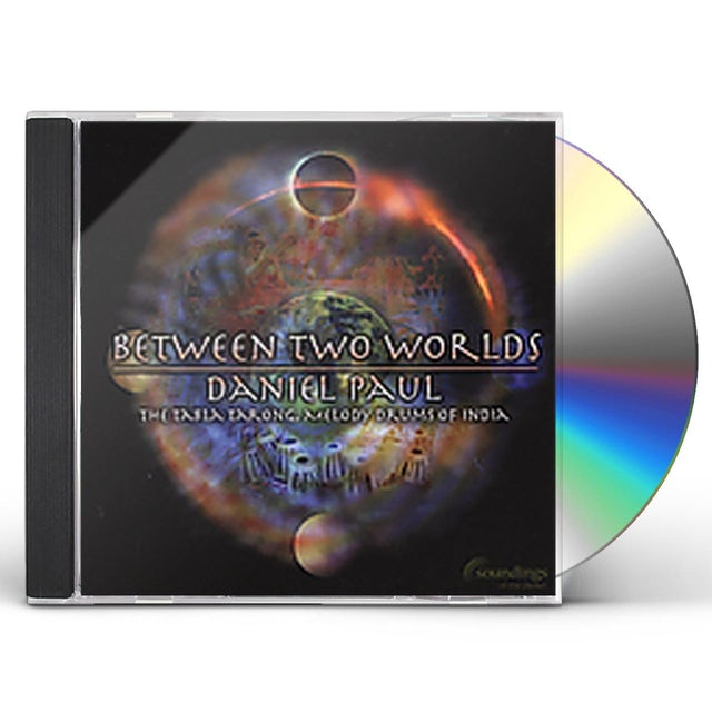 Daniel Paul BETWEEN TWO WORLDS CD
