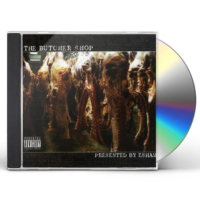 Esham BUTCHER SHOP CD