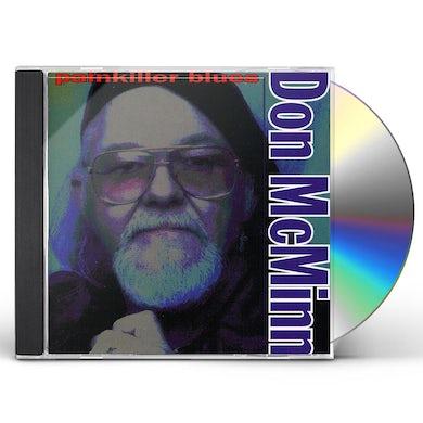 Don McMinn PAINKILLER BLUES CD
