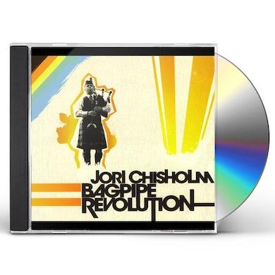 Jori Chisholm BAGPIPE REVOLUTION CD